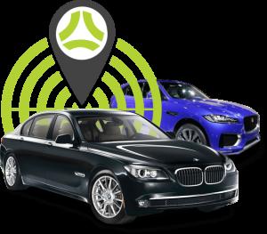 BMW and Jaguar Trackstar